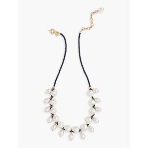 Talbots Baroque Pearl Necklace NWT